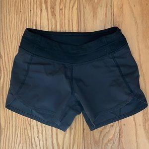 Ivivva Black Short Size 8